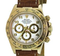Five Famous watches and their Homage alternatives - DreamChrono Rolex Daytona, Breitling, Cartier, Omega, Rolex Watches, Beautiful Watches, Gold Watch, Chronograph, Luxury Watches