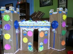 Candy Castle... this was a lot of fun to make!