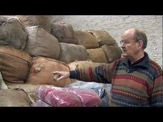 Die Wollfabrik Mönchengladbach steht für qualitativ hochwertige Wolle - YouTube