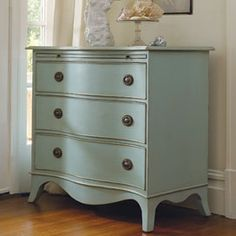 robins egg blue dresser somerset bay cotton candy - for K's room Paint Furniture, Furniture Projects, Furniture Makeover, Bedroom Furniture, Home Furniture, Furniture Stores, Modern Furniture, Furniture Design, Beach Furniture