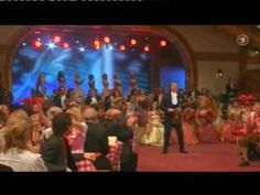 Andre Rieu German Hits. I love hearing him speak German as this would be my 3rd language had I 'listened harder' growing up, lol. So talented, so handsome, so loyally wed to his Marjorie, good father who's one son is a painter (artist) and the other is Andre's producer. And recently, proud grandpa.