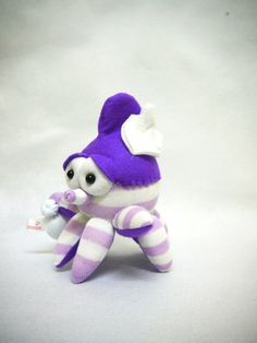 Baby Octopus  Lucas by bnwcraft on Etsy, $10.99