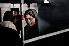 Stefano de Luigi - Photos: If anything belies the demagogic sheen of Iran's image in the West, it is the irrepressible sophistication and class of Iranian cinema.