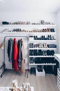 Kleiderschrank Fenix Garderobe Möbel Schrank Mit Kleiderstange 07 Last Style Möbel Möbel & Wohnen