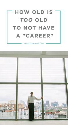 """I wondered why things weren't happening fast enough, told myself to push harder."" 