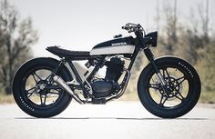 Bringing you the world's best café racers, trackers, scramblers and custom motorcycles