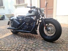 HD Sportster Forty-Eight