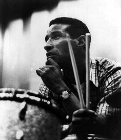 Max Roach, a founder of modern jazz who rewrote the rules of drumming in the 1940's and spent the rest of his career breaking musical barriers and defying listeners' expectations...is fine