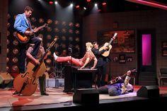 Theater Review: Million Dollar Quartet at Flat Rock Playhouse | Mountain Xpress