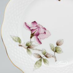 Peony Flower, Flowers, Grand Designs, Fine China, Burgundy, Crystals, Tableware, Desserts, Pattern