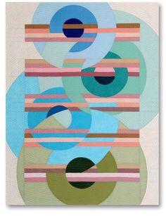 The Last Measure, Liz Kuny quilt