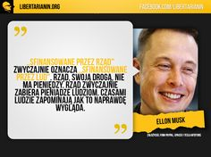 #elon #musk #tesla #wolnosc #rzad #panstwo #lud #wolny #rynek #podatki