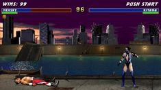 Mortal Kombat: Александр Невский vs Kitana