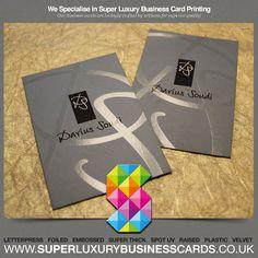 Luxury Business Cards, Spot Uv, Letterpress, Artisan, Crafts, Design, Business Cards, Manualidades, Letterpress Printing