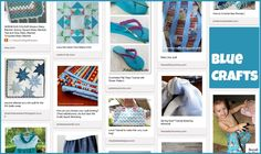 Blue Crafts on Pinterest Blue Crafts, Pinterest Board, Baby Boy, Crafty, How To Make, Color, Colour, Baby Newborn, Baby Boys