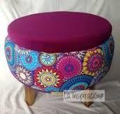 Resultado de imagen para puff con neumaticos Decor, Ottoman, Furniture, Side Table, Decorative Bowls, Chair, Home Decor