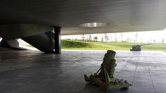 Entrée du Musée de la Grande Guerre du Pays de Meaux - 2014