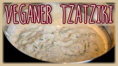 veganer TZATZIKI - Rezept - einfach, unkompliziert, lecker