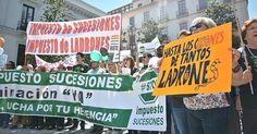 En DECDLT decimos que PSOE y Ciudadanos no han eliminado el Impuesto de Sucesiones en Andalucía