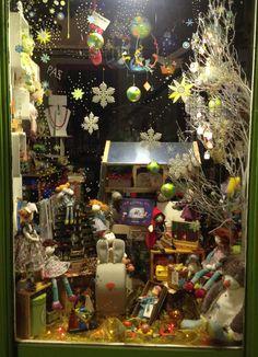 Escaparate Navidad 2015