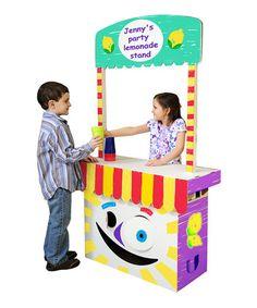 Love this kids lemonade stand :))