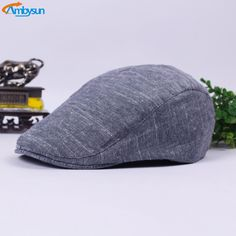23fabe8a2bb Find More Newsboy Caps Information about New 2016 Cotton Newsboy Cap Men  Women Spring Summer Boinas
