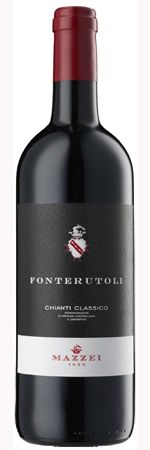 "Stopped in a small trattoria and easily drank bottle of Fonterutoli Chianti Classico 2009. Listed as top 100 smart buys 92 Points ""A polished, international style, with toast and spice notes adding smoothness and depth to the black cherry and raspberry fruit. Rich and harmonious, with an impression of spice and mineral on the long aftertaste. Best from 2013 through 2024."" This wine pairs well with aged cold cuts, dark sauce pastas, BBQ, boiled meats with spicy sauces, and fried vegetables."