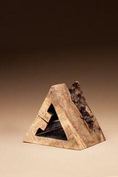 Bay Laurel Burl Triangle Jack R. Slentz