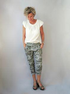 Camouflage versteckt Dich kein bisschen | women2style