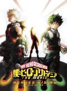 My Hero Academia The Movie 3 Announcement Illustration By Kohei Horikoshi Bokunoheroacademia My Hero Academia Manga My Hero Academia Episodes Hero