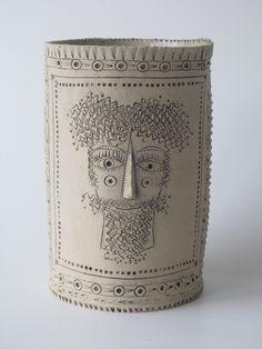 Vessels (2016-19) - Cathy D'Arcy Vase, Animals, Animaux, Animal, Vases, Animales, Jars, Animais