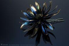 Những chiếc trâm cài tóc cực đẹp nhìn là mê - Kenh14.vn