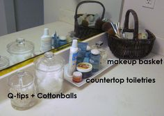 CLEAN MAMA: Quick Tips for Organizing Toiletries