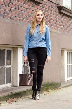 CHAMBRAY AND SPARKLE » The Urban Umbrella | Vancouver Style Blog