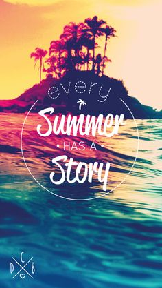 iPhone 5 Wallpaper #summer #island #surf #everysummerhasastory