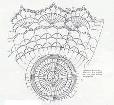 Znalezione obrazy dla zapytania koszyczki wielkanocne szydelkowe