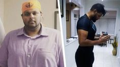 The inspiring story of this dude who lost 68 kg in 16 months by doing just two things - GQ India #757Live