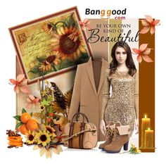 BangGood.com #2 by marinadusanic on Polyvore featuring women's clothing, women's fashion, women, female, woman, misses and juniors