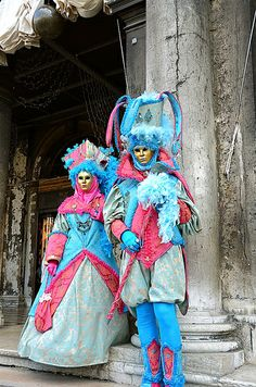 Star Kissed Park from Venice Carnival 2014 -