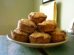 A Meek Perspective: Nutritious Oatmeal Bran Muffins