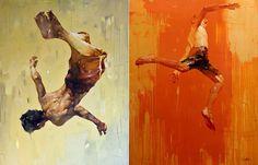 Pittura figurativa contemporanea Costa Dvorezky
