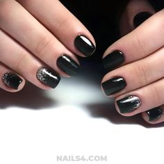 Simple Nail Art Designs / Stately And Best Gel Nail Trend New Nail Art, Easy Nail Art, Simple Nail Art Designs, Nail Trends, Simple Nails, Fun Nails, Fashion Art, Nailart, Glamour