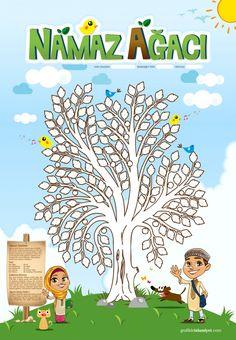 Namaz Ağacı   Grafikle İslamiyet