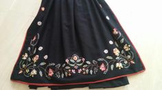 FINN – Rogalandsbunad Løland Traditional, Costumes, Embroidery, Skirts, Fashion, Needlework, Moda, Dress Up Outfits, Fashion Styles