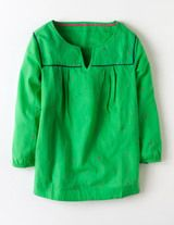 Cotswold Weekend Top (Spring Green)