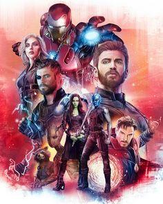 #Marvel #Avengers #InfinityWar
