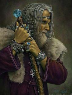Ghen, the spirit world keeper.