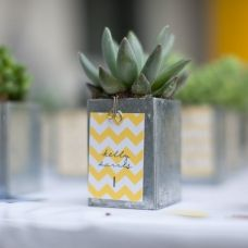 cute ideas for favors at your wedding #oncewed.com
