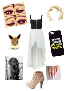 """""""Untitled #45"""" by muisclover1216 ❤ liked on Polyvore featuring Her Curious Nature, Cameo Rose and Charlotte Russe"""