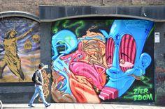Photography: Bristol, Stokes Croft  Subsoil Blog Feb. 2014